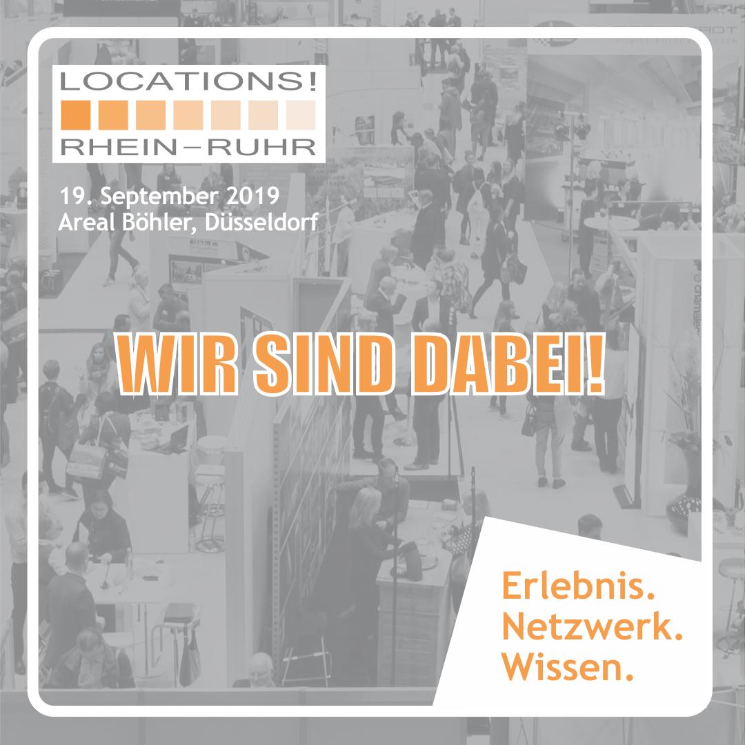 Locations Rhein-Ruhr